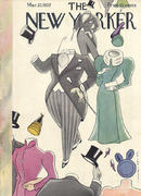 The New Yorker March 27, 1937 Magazine