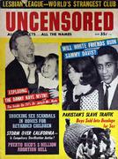 Uncensored Magazine June 1965 Magazine