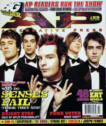 Alternative Press Magazine February 2005 Magazine