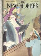 The New Yorker April 16, 1938 Magazine