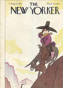 The New Yorker August 13, 1938 Magazine