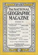 National Geographic November 1954 Magazine