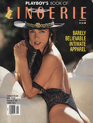 Playboy's Book of Lingerie Magazine January 1993 Magazine