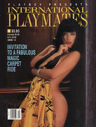Playboy Presents International Playmates January 1992 Magazine