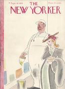 The New Yorker September 24, 1938 Magazine