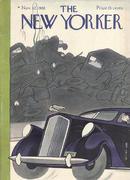 The New Yorker November 12, 1938 Magazine