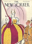 The New Yorker June 21, 1941 Magazine