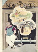 The New Yorker August 29, 1942 Magazine