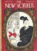 The New Yorker December 20, 1947 Magazine