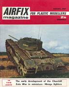 Airfix Magazine August 1967 Magazine