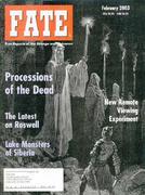 Fate Magazine February 2003 Magazine