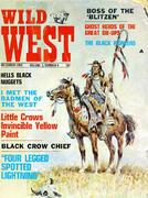 Wild West Magazine December 1969 Magazine