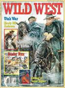 Wild West Magazine February 1989 Magazine
