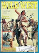 Wild West Magazine February 1990 Magazine