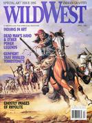 Wild West Magazine April 1995 Magazine