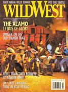 Wild West Magazine February 1996 Magazine