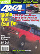 4x4 Power Magazine October 1998 Magazine