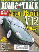 Road & Track Magazine May 1998 Magazine