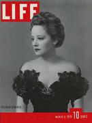 LIFE Magazine March 6, 1939 Vintage Magazine