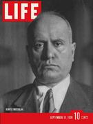 LIFE Magazine September 11, 1939 Magazine