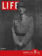 LIFE Magazine November 13, 1944 Magazine