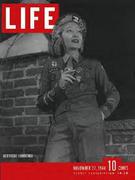 LIFE Magazine November 27, 1944 Magazine