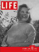 LIFE Magazine October 1, 1945 Magazine