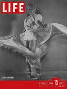 LIFE Magazine October 21, 1946 Magazine