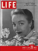 LIFE Magazine August 9, 1948 Vintage Magazine