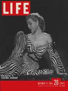 LIFE Magazine October 11, 1948 Magazine