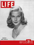 LIFE Magazine January 10, 1949 Magazine