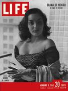 LIFE Magazine January 9, 1950 Magazine