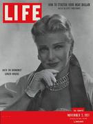 LIFE Magazine November 5, 1951 Magazine