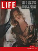 LIFE Magazine September 23, 1957 Magazine