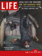 LIFE Magazine April 13, 1959 Magazine