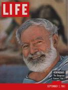 LIFE Magazine September 5, 1960 Magazine