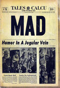 Mad October 1954 Magazine