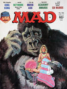 Mad Magazine July 1977 Magazine