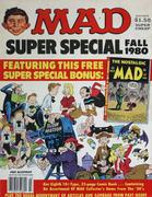 Mad Magazine Super Special Fall 1980 Magazine
