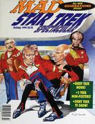Mad Magazine Star Trek Spectacular 1994 Magazine