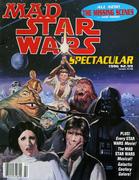 Mad Magazine Star Wars Spectacular 1996 Magazine