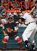 Sports Illustrated April 18, 1955 Magazine