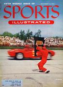 Sports Illustrated September 13, 1954 Magazine