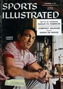 Sports Illustrated September 16, 1957 Magazine