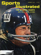 Sports Illustrated December 17, 1962 Magazine
