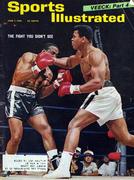 Sports Illustrated June 7, 1965 Magazine