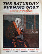 The Saturday Evening Post August 27, 1904 Magazine