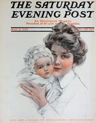 The Saturday Evening Post May 11, 1912 Magazine