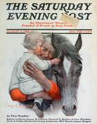 The Saturday Evening Post August 8, 1914 Magazine