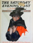 The Saturday Evening Post November 11, 1916 Magazine